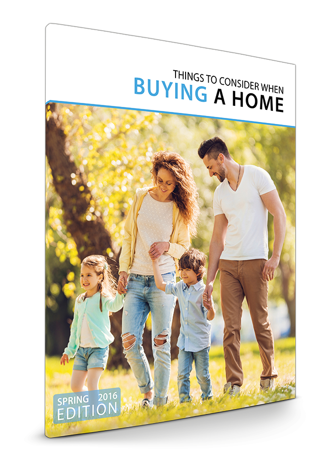 Buying a Home Guide Spring 2016