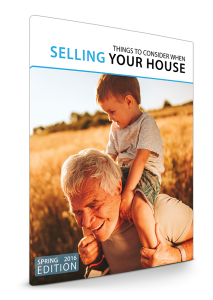 Selling your house guide Spring 2016