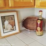 Roseville Sacramento real estate agent Kaye Swain sharing home decor tips instagram blog