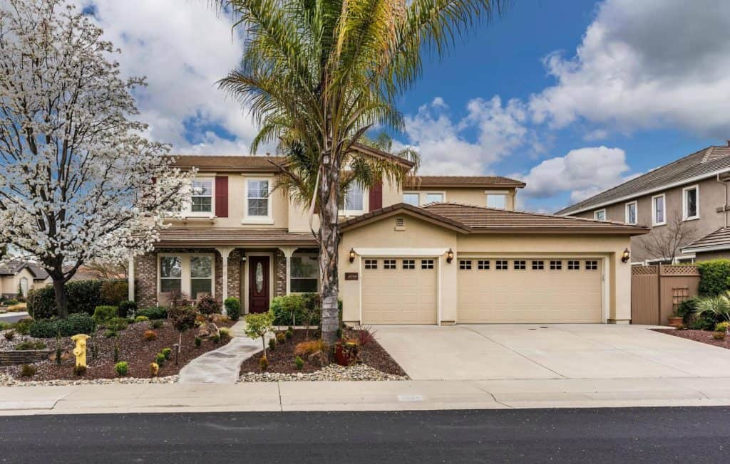 Kaye Swain 916 768 0127 Roseville real estate agent shares MLS listing 16013379 house front a