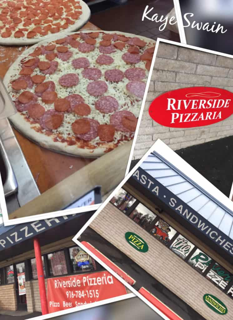 Kaye Swain Roseville REALTOR sharing RIverside Pizzaria Cherry Glen Theiles Manor area