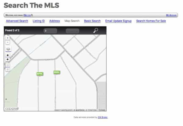 Kaye Swain Roseville REALTOR map search