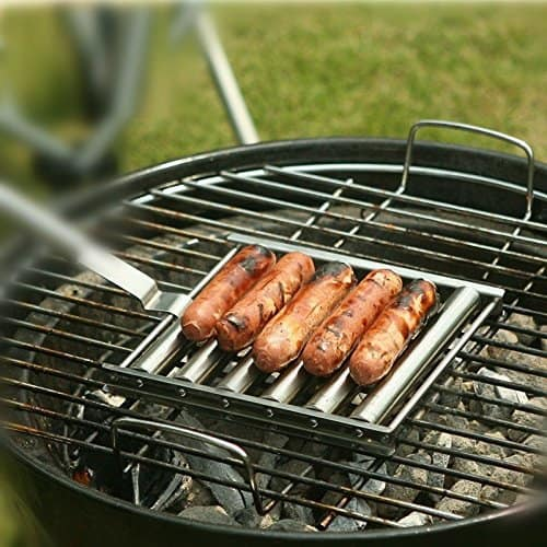 Kaye Swain Roseville Real Estate Agent sharing NNO 2017 might use Weber barbecue grill for bbq hot dogs