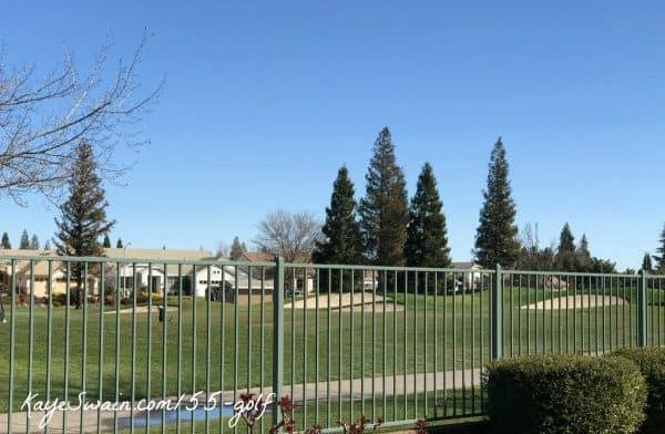 Sun City Roseville golf homes