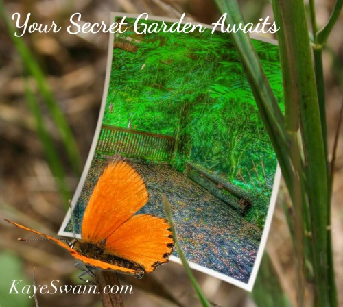 A sweet secret garden awaits those who find it at 9024 Gayle Avenue S in Lakewood Washington - in Sylvan Park neighborhood by Wades Lake Park 500