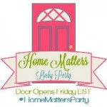 Kaye Swain REALTOR in Roseville CA loves to visit Home Matters Blog Linky Party to talk about homes home decor and more