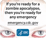 Zombie Apocalypses are highly unlikely to happen but still good to be prepared via Kaye Swain REALTOR living in Roseville CA