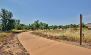 Kaye Swain REALTOR sharing option for first time home buyers at 1921 Glenveagh Lane Lincoln CA 95648 nearby walking trail
