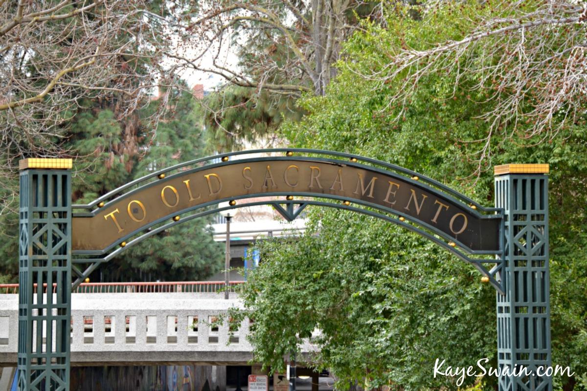 Kaye Swain Roseville REALTOR blogger shares fun things to do in Sacramento at Old Sacramento CA