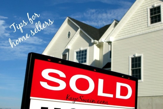Kaye Swain Roseville real estate agent sharing tips for home sellers selling your house
