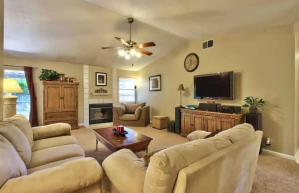 Kaye Swain Roseville Real Estate Agent sharing MLS home search in West Roseville CA living room 2 a