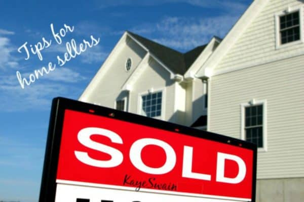 Kaye Swain Roseville real estate agent sharing tips for home sellers needing sell my house