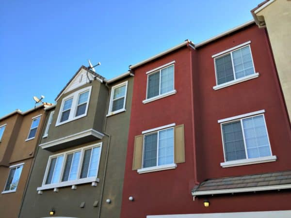 Roseville CA homes include a variety of delightful townhomes and condos