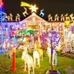Kaye Swain Roseville Real Estate Agent sharing homes for sale in neighborhoods spectacular Christmas lights