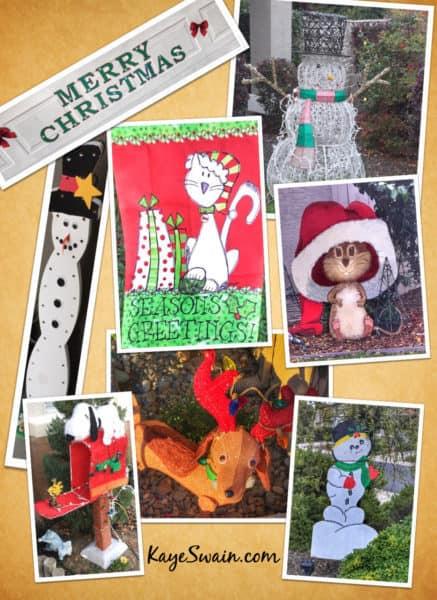 Kaye Swain Roseville REALTOR sharing Woodcreek Oaks West Roseville Christmas Home Decor
