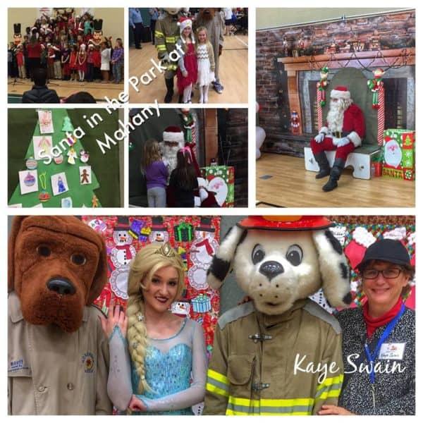 Roseville Park Christmas Fun Mahany Park West Roseville CA 95747 Kaye Swain REALTOR