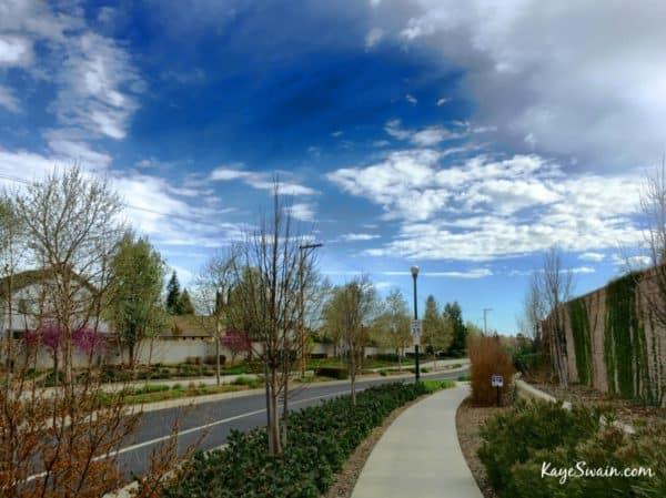 Roseville REALTOR Kaye Swain sharing Blue Oaks Crocker Ranch neighborhood