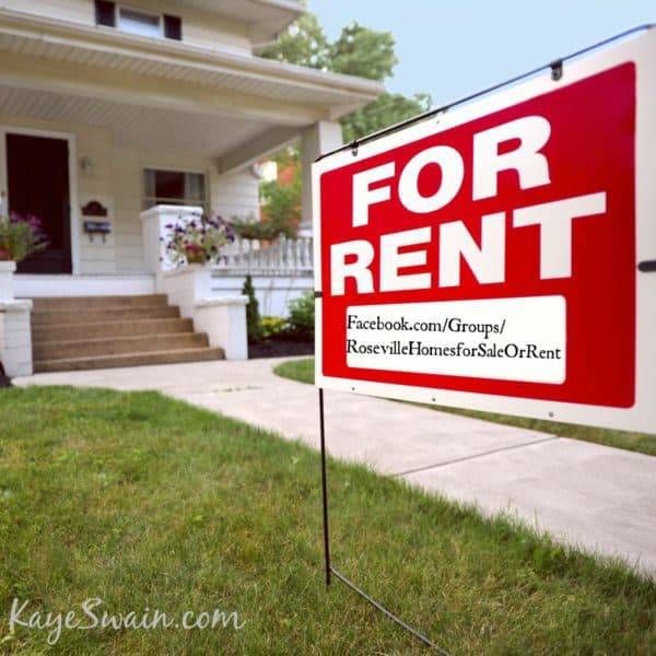 Kaye Swain REALTOR sharing homes for sale homes for rent Roseville CA