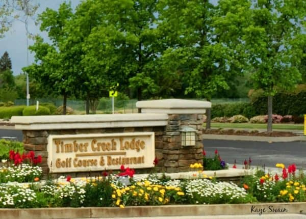 Timber Creek Lodge Golf Course Restaurant via Kaye Swain Roseville Real Estate Agent