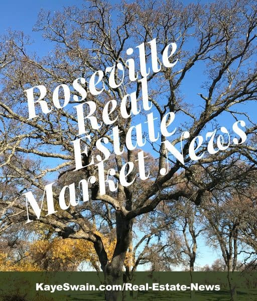 Roseville CA Real Estate Market News via Kaye Swain Roseville baby boomers real estate agent Sun City The Club Silverado Homes at Eskaton