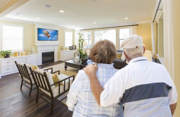 Baby boomer and senior citizen house moves do present challenges