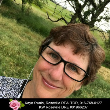 Kaye Swain Roseville REALTOR specializing in boomers and seniors and Roseville California