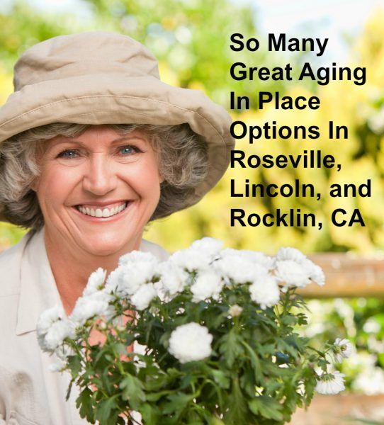 home for sale in Lincoln CA with great aging in place options for boomers and seniors Pinterest