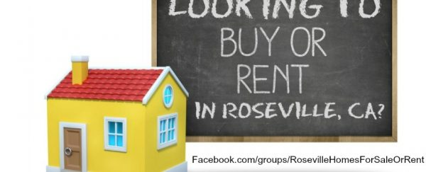 Kaye Swain Roseville REALTOR sharing Facebook group Roseville Homes for Sale or Rent