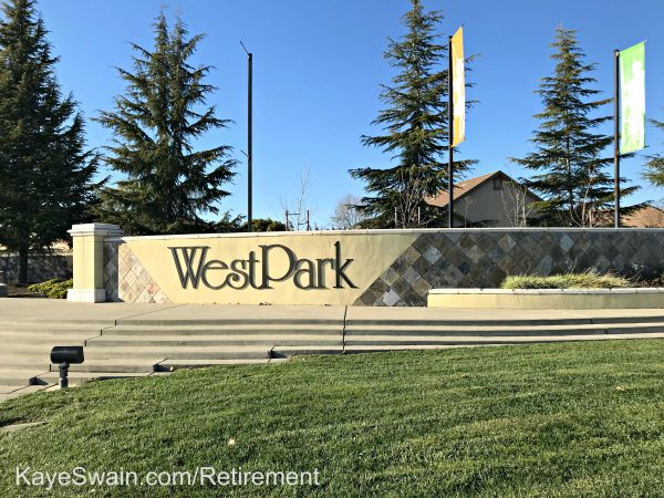 The Club at Westpark Del Webb is one of 2 Del Webb Retirement Communities Roseville CA