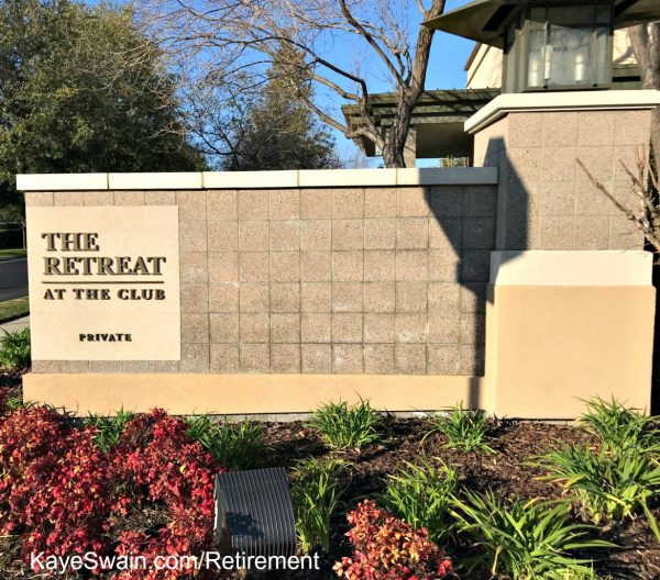 The Retreat at The Club in Westpark Del Webb