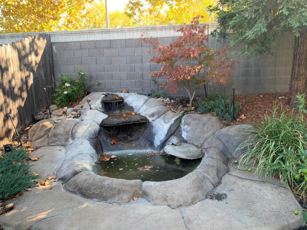 waterfall 2240 Benton Loop Roseville in one of Del Webb Retirement Communities Roseville CA