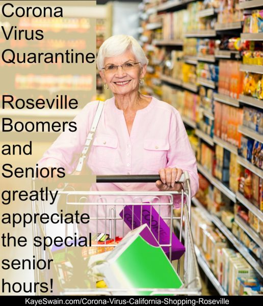 Boomers seniors need to be extra careful during corona virus California quarantine
