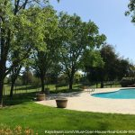 One of TWO lovely swimming pools at Del Webb Sun City Roseville CA - photo by REALTOR Kaye Swain