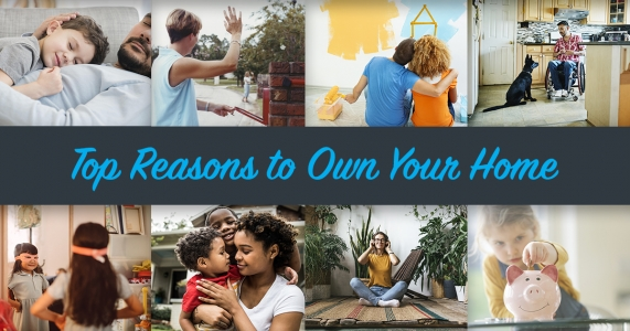 Top Reasons to Own Your Home in Roseville [INFOGRAPHIC]