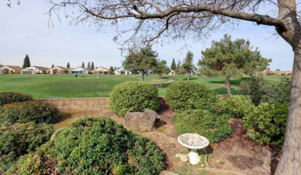 Virtual Open House Tours Sun City Open House Regent Gorgeous Back Yard Sun City Roseville golf course views 0