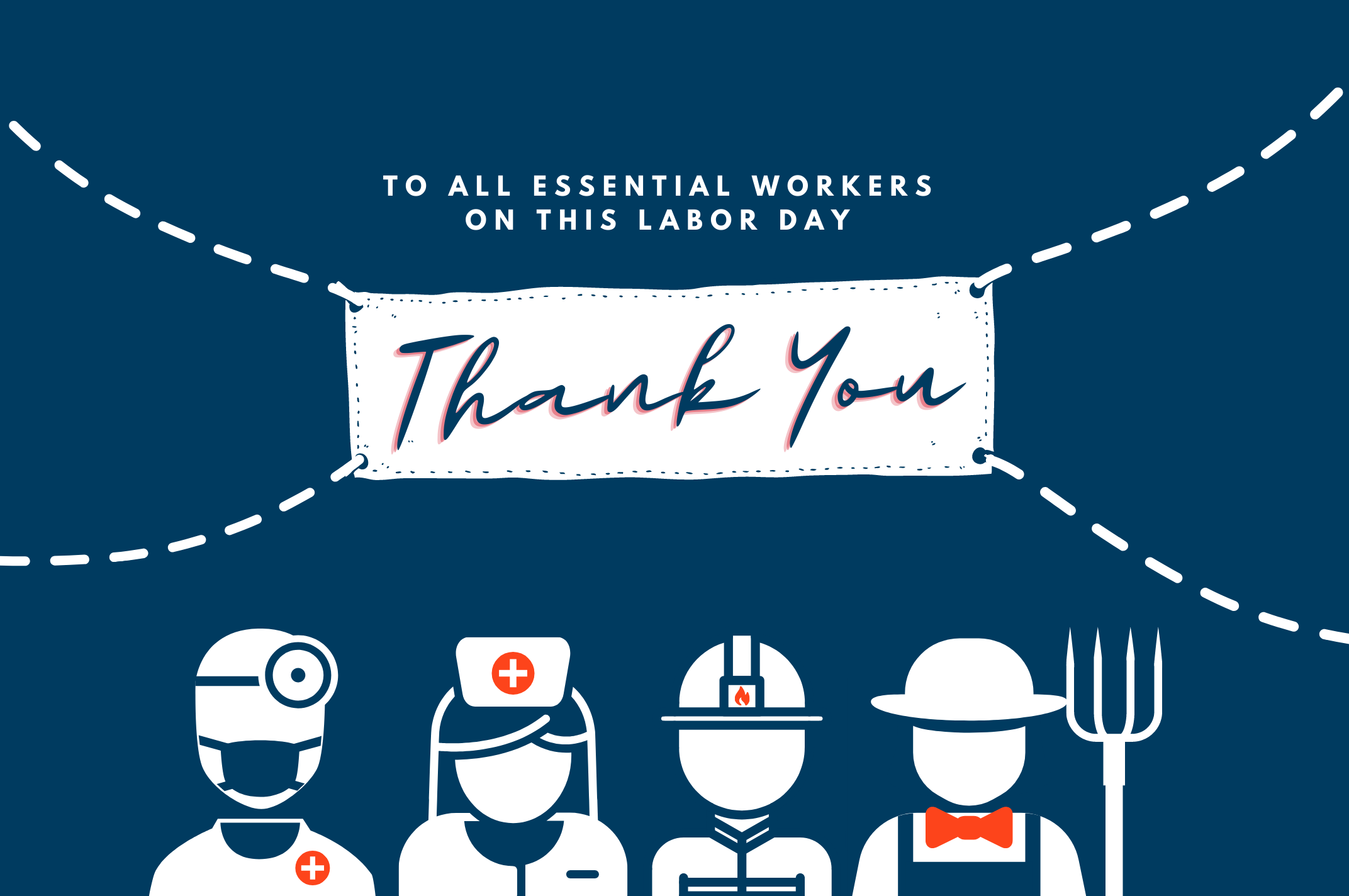 Thank You, Essential Workers   Kaye Swain Roseville Real Estate Agent