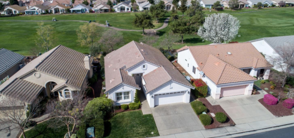 One of the great golf homes for sale in Sun City Roseville CA