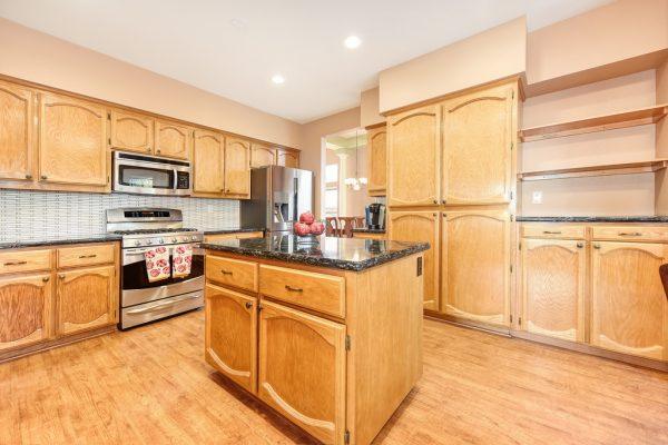 kitchen Roseville California homes sale