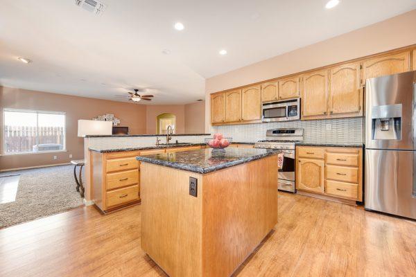 12 kitchen West Roseville homes