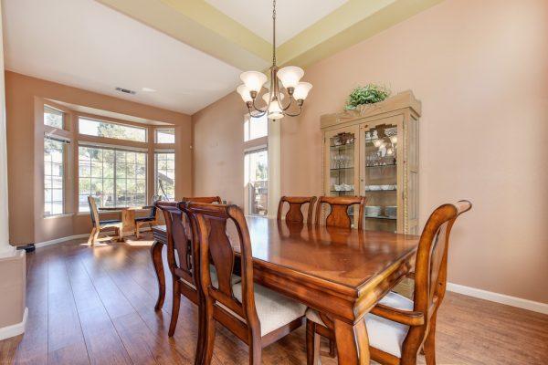 houses sale roseville california formal living dining room