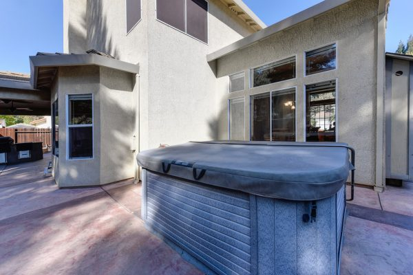 one of homes sale 95747 with hot tub