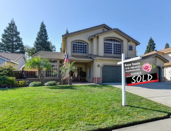 Killarney sold by Kaye Swain Roseville REALTOR Ready to sell yours