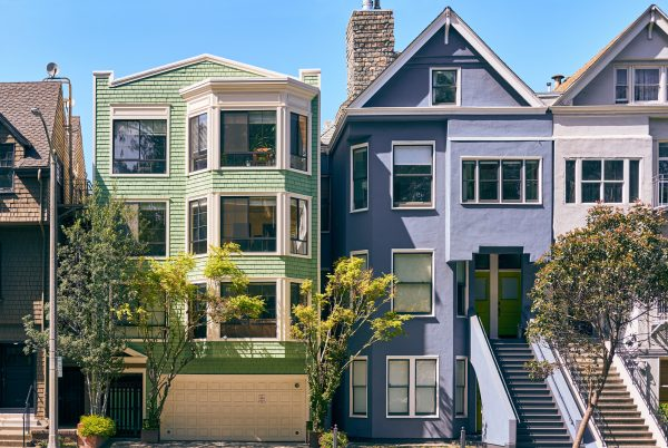 The lovely-home-on-Camino-Real-Way-reminds-me-of-Row-houses-ala-San-Francisco-style