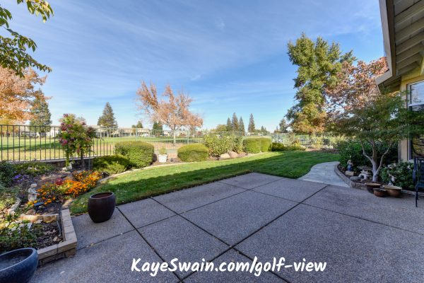 Golf View Homes for sale in Sun City Roseville CA can be great for aging in place emotional care