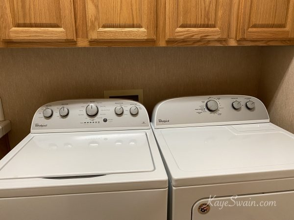 Golf View Real estate sale sun city roseville CA laundry garage 11