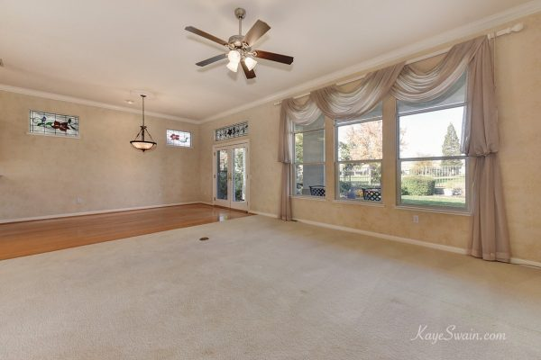 Golf home for sale in Sun City Roseville 5