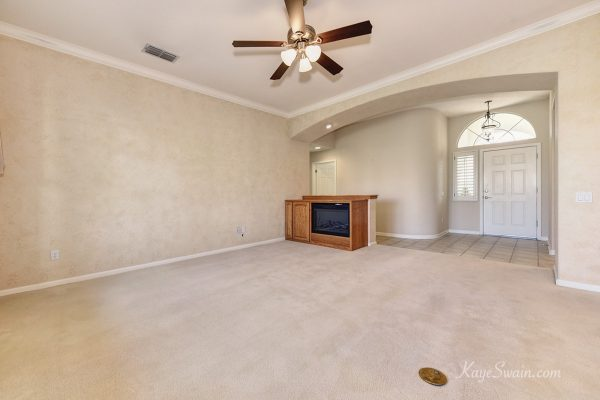 Golf home for sale in Sun City Roseville 7