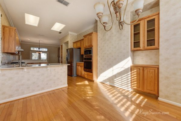 One of the golf lot homes for sale in sun city roseville 7
