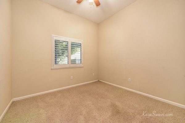 One of the golf lot homes for sale in sun city roseville 9