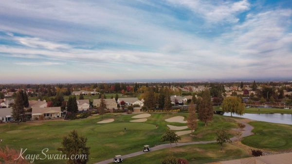 Sun-City-Roseville-retirement-golf-community-Drone-photo-golf